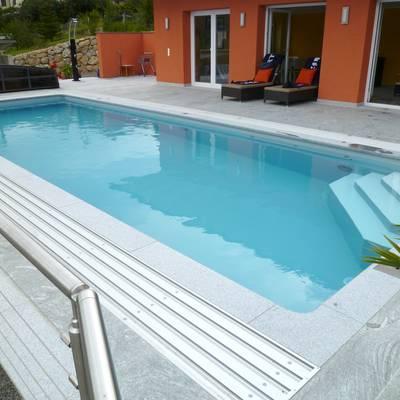 Pool Impressionen