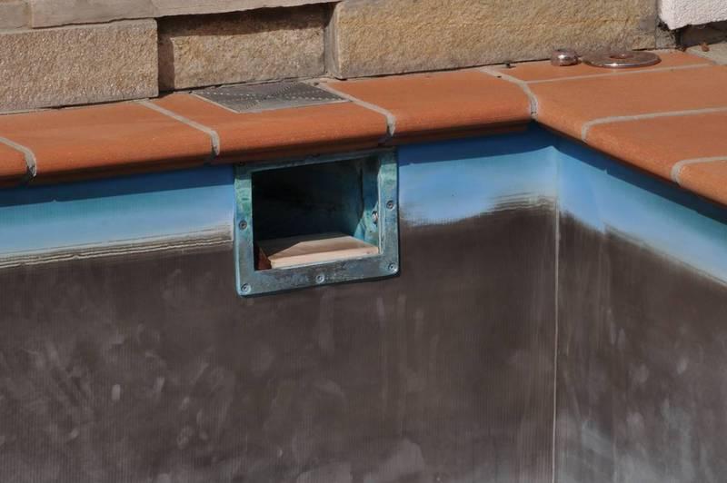 Kupfersulfat mischung für pool dosierung