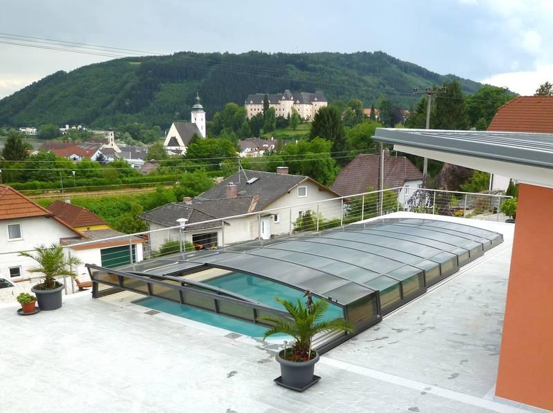 terrassen pool donau binder pools wellness gmbh. Black Bedroom Furniture Sets. Home Design Ideas