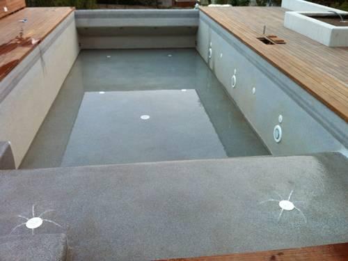 Pool Nahaufnahme